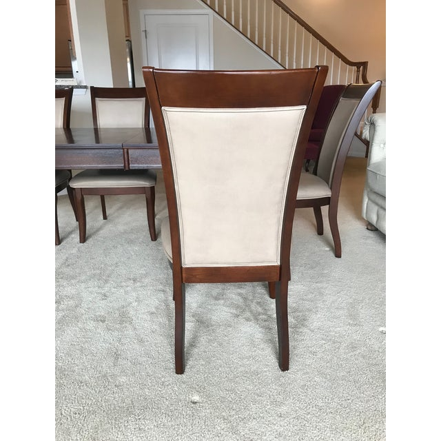 Wood Contemporary Dining Set For Sale - Image 7 of 13