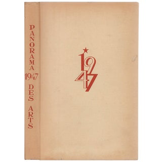 """Panorama Des Arts: 1947"" Book"