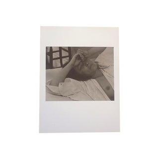 "Vintage Photogravure-""Georgia O'Keeffe"" by Alfred Stieglitz (Usa 1864-1946) For Sale"