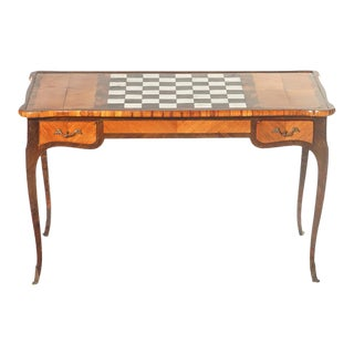 19th C. French Tric-Trac Table For Sale