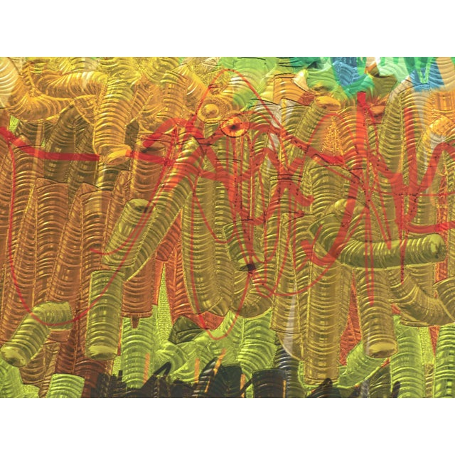 "Abstract Archival Digital Fine Art Print ""Denali #786"", William P. Montgomery For Sale In Miami - Image 6 of 10"