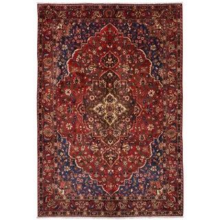 "Bakhtiar Persian Rug, 6'11"" x 10'1"" feet"