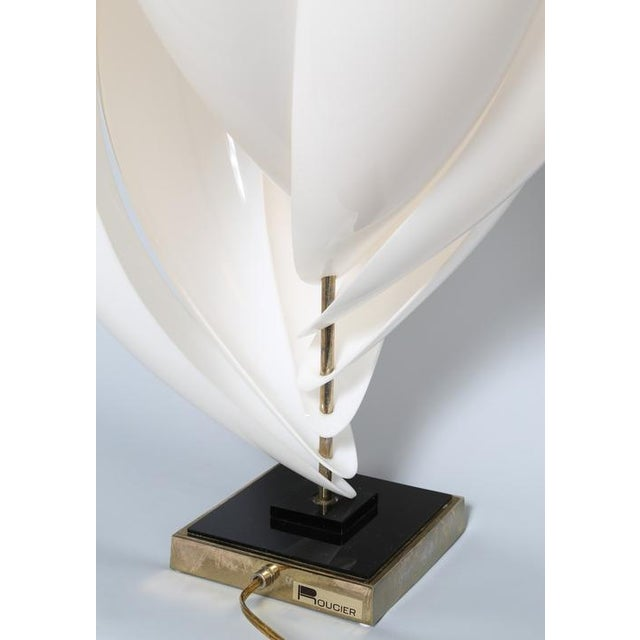 Contemporary ROUGIER TABLE LAMP For Sale - Image 3 of 4