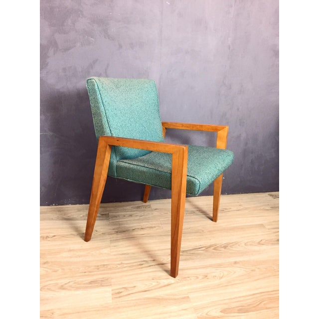 Conant Ball Upholstered Dining Chairs - Set of 6 - Image 4 of 6