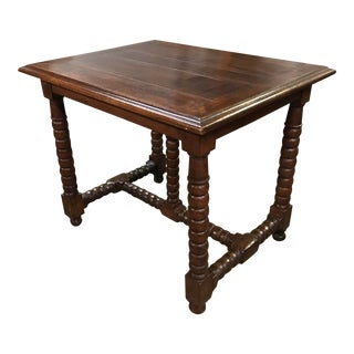 Early 19th Century French Side Table For Sale