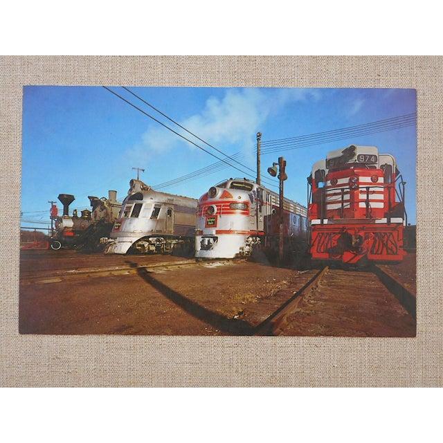 Vintage Railroad Locomotive Photo - Image 2 of 3