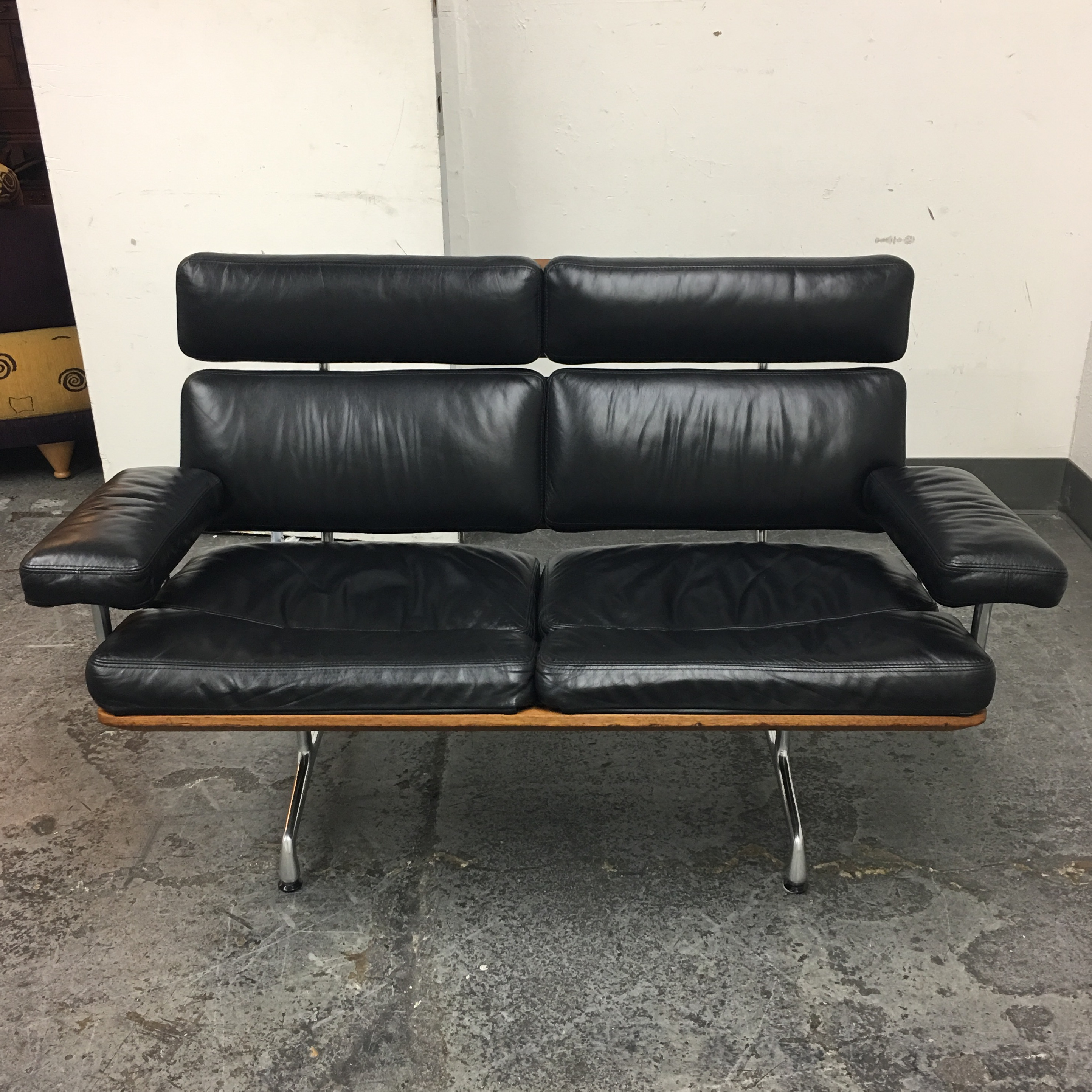 Eames For Herman Miller Two Seater Sofa   Image 2 Of 11