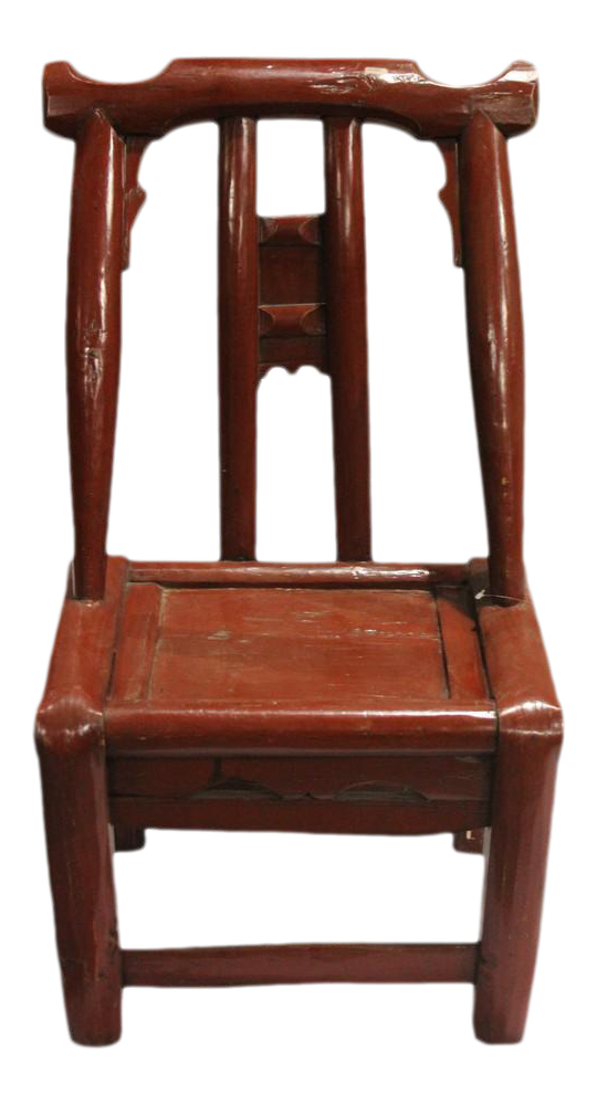 Attrayant Chinese Elm Wood Chair
