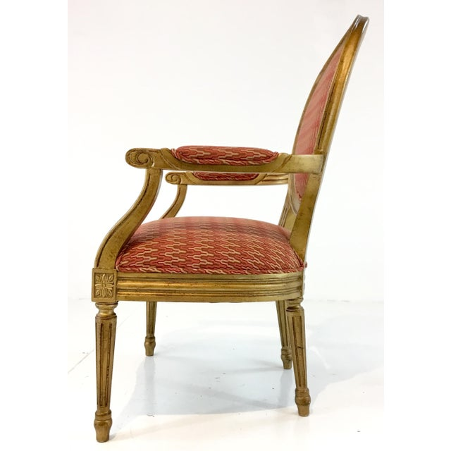 French French Style Port 68 Avery Chair For Sale - Image 3 of 5