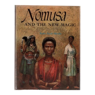 """1962 """"Nomusa and The New Magic"""" Collectible Book For Sale"""