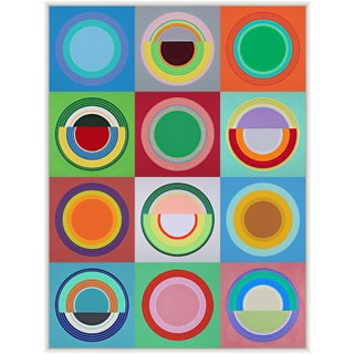 Bulls Eye X12 Art Print For Sale