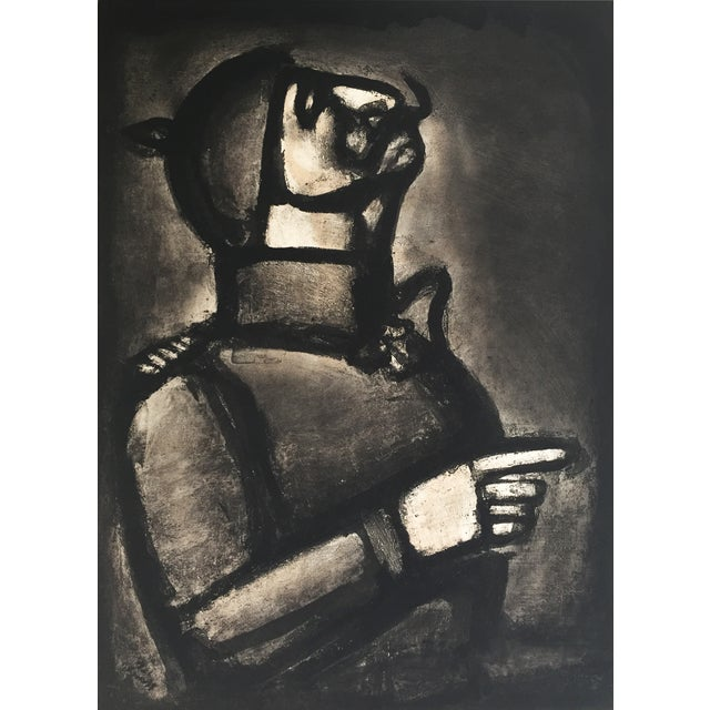 Original Aquatint by Georges Rouault - Image 1 of 5