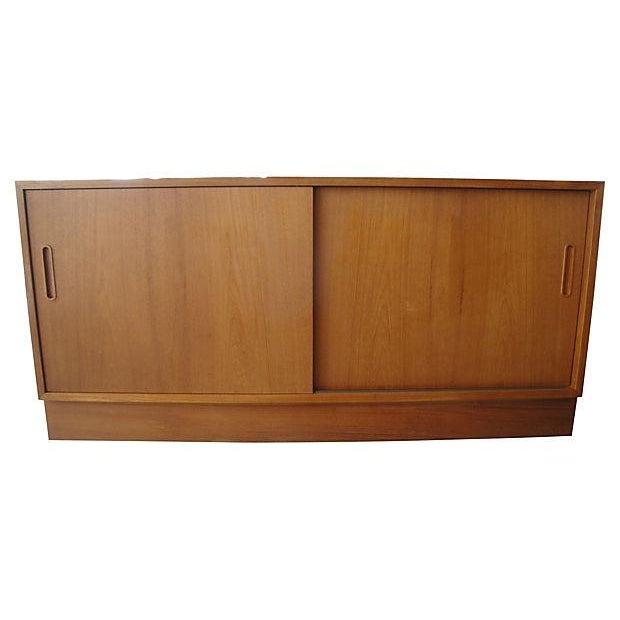 Poul Hundevad Mid-Century Danish Cabinet - Image 1 of 6
