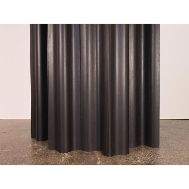 Eames Ebonized Folding Wood Screen Fws-6 For Sale In New York - Image 6 of 10