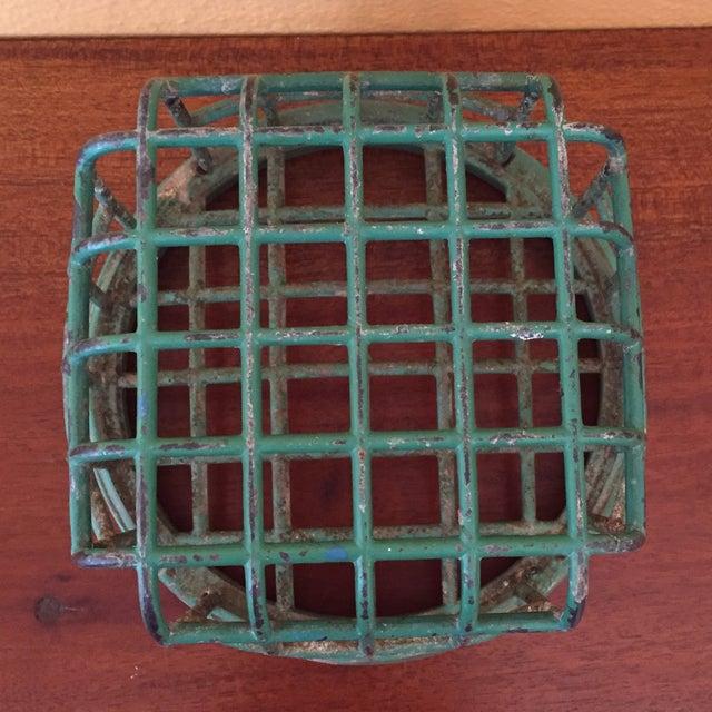 1930's Dazey Manufacturing Co. Metal Frog For Sale - Image 4 of 8