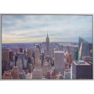 Empire State Building, New York City by Joseph Eta For Sale