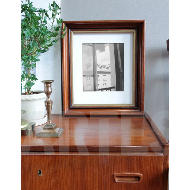 19th Century American Walnut Frame - Image 5 of 5