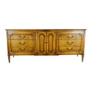 Italian John Widdicomb Wooden Dresser For Sale