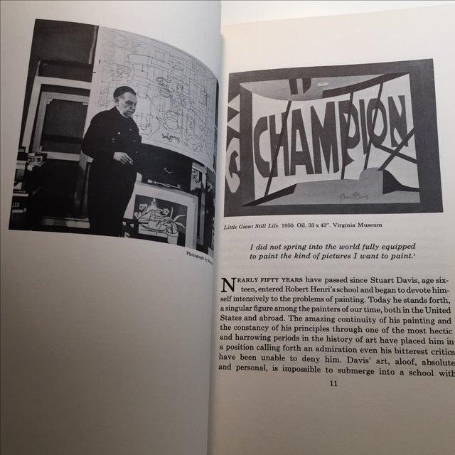 Stuart Davis by E. C. Goossen 1959 - Image 4 of 9