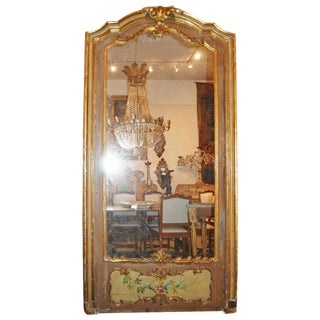 19th Century Venetian Mirrored Door