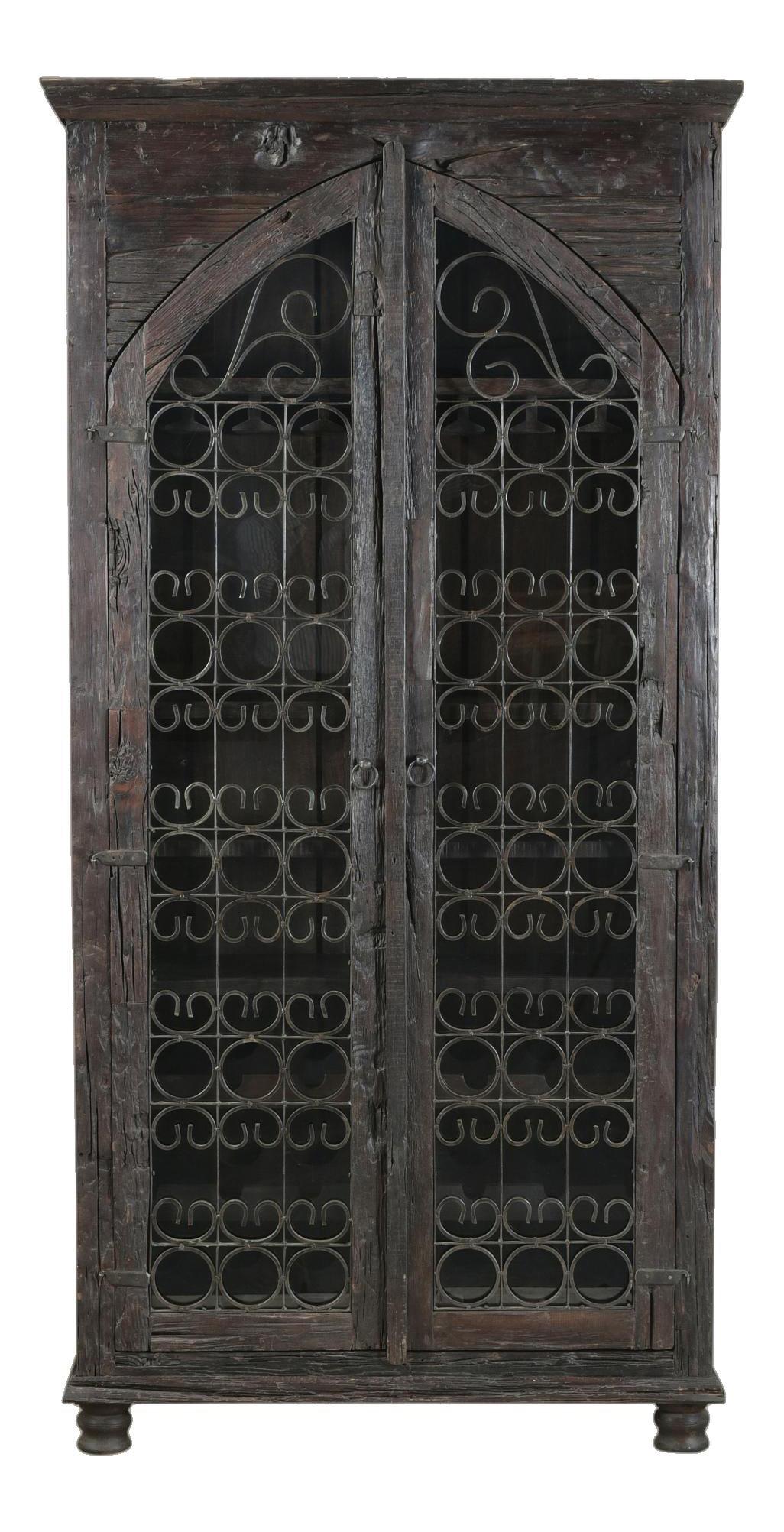 Luxury 2 Door Wooden Cabinet