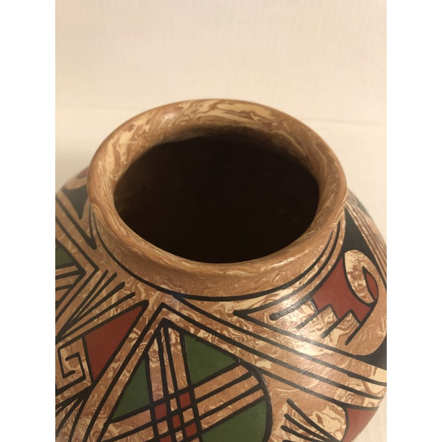 Northern Mexico's Casa Grande region produces some of the most exquisite native pottery. The Town Mata Ortiz is the...