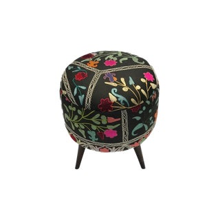 21 St Century Handcrafted Turkish Ottoman For Sale