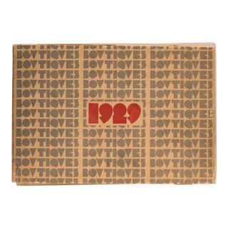 Boutiques 1929, Paris