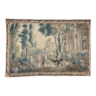 Grand 17th Century Oudenaarde Tapestry For Sale
