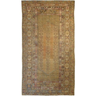 Antique Anatolian Ghiordes Rug