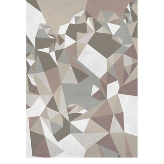 Covet Paris Diamond Rug - 6′7″ × 9′10″ For Sale
