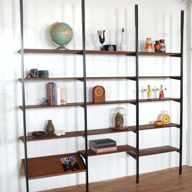 George Nelson George Nelson Omni Shelving Unit For Sale - Image 4 of 11