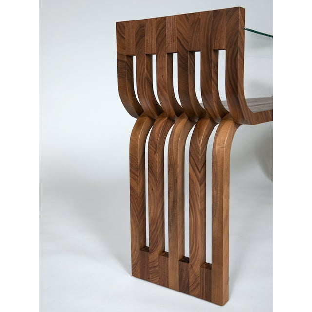 Contemporary The Finn Console by Studio Van Den Akker For Sale - Image 3 of 4