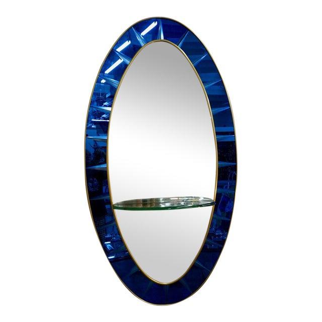 Stunning Crystal Arte Mirror For Sale