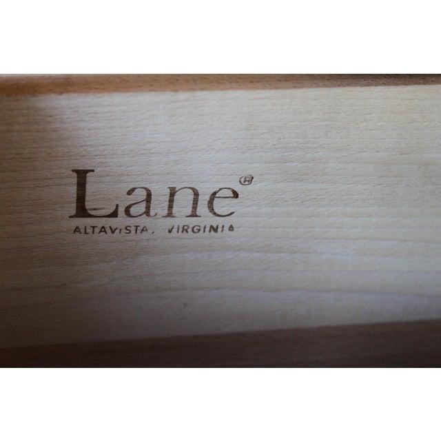Mid-Century Lane Sculptural Brutalist Paul Evans Style Dresser Chest Credenza For Sale In San Diego - Image 6 of 11