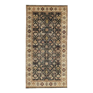 "Traditional Hand Woven Rug - 8'1"" x 15'11"""