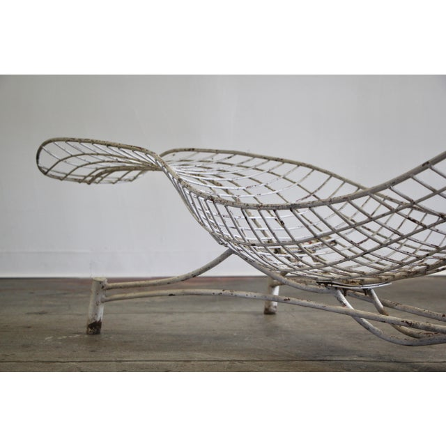 Mid-Century Modern 1950s Vintage Vladimir Kagan Capricorn Chaise Lounge For Sale - Image 3 of 12