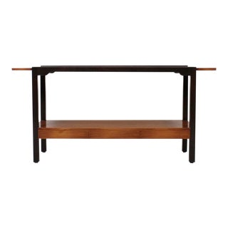 Console Table by Dunbar For Sale