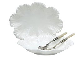 Image of English Serving Sets