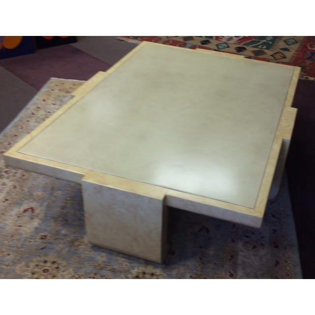 Alessandro for Baker Furniture Coffee Table - Image 3 of 5
