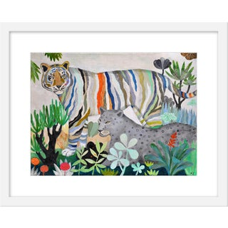 """Medium """"Living in Color"""" Print by Martyna Zoltaszek, 21"""" X 17"""" For Sale"""