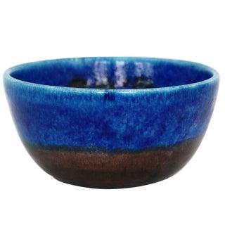 Guido Gambone Ceramic Bowl For Sale