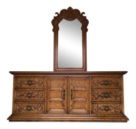 Image of Dressers with Mirrors