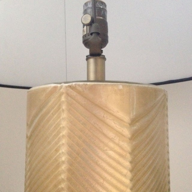 Westwood Lamp - Gold & Black - A Pair - Image 3 of 6