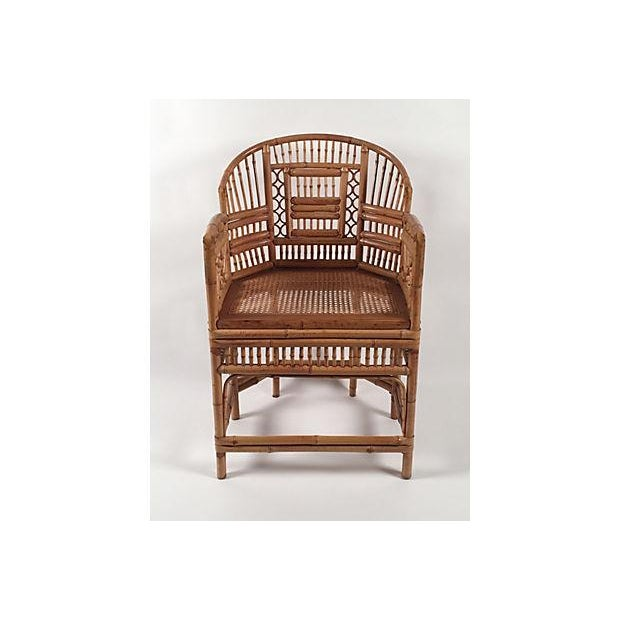 1960's Brighton Bamboo Chair - Image 2 of 7