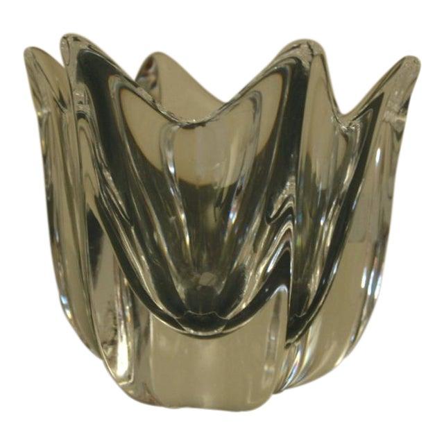 Signed Orrefors Crystal Bowl - Image 1 of 4