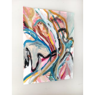 Rainbow River Jessalin Beutler Original Painting Preview