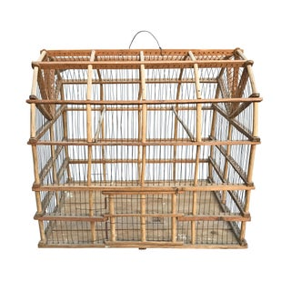 Early 20th Century Dutch Colonial Barn Birdcage Preview