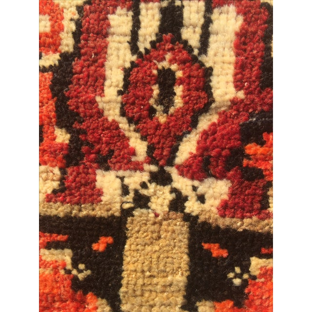 "Anatolian Turkish Rug - 1'6"" x 3'5"" - Image 9 of 9"