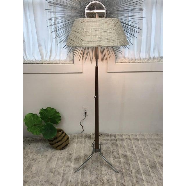 Mid Century Modern Gerald Thurston Floor Lamp For Sale - Image 12 of 12